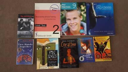 School Text Books Year 9