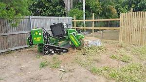Red Roo 5014Etrx Stump Grinder Annandale Townsville City Preview