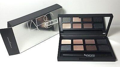 Nars Issist Matte/Shimmer Eyeshadow Palette 8310 New In Box
