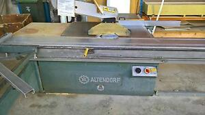 German made 3 phase panel saw. Beaufort Pyrenees Area Preview