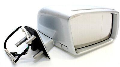 -Original Mercedes W164 MOPF Außenspiegel rechts A1648104693 IRIDIUMSILBER