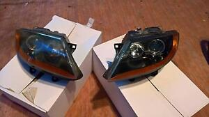 BMW Z4 Headlights Shelley Canning Area Preview