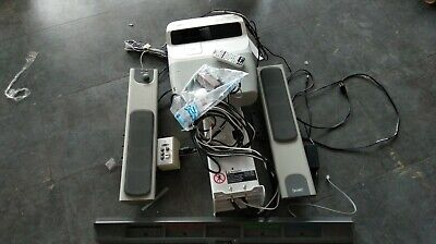 Smartboar 64 With Epson Powerlite 450w Pen Tray Pens Eraser Speakers