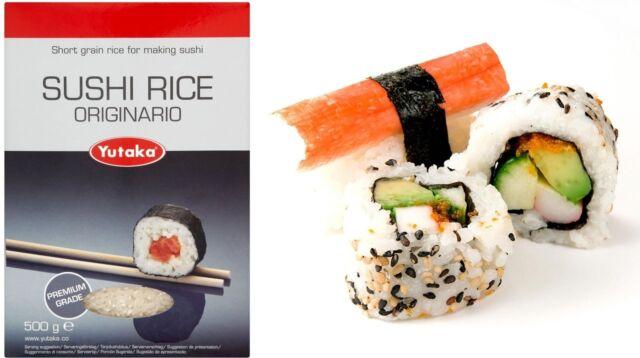 Yutaka Japanese Sushi Rice 500g - perfect for all Japanese dishes