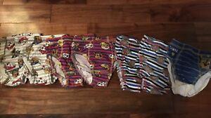 6 pairs of size 2/3 paw patrol underwear