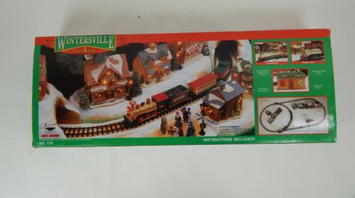 1998 Wintersville Express Train by New Bright Toys <<<Watch Video>>>