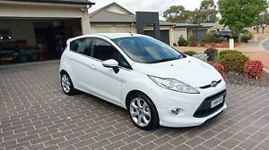 2010 Ford Fiesta Zetec  - Manual 5dr Hatch Gordon Tuggeranong Preview
