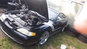 1995 gts 5.0 procharged and more! Sale/trade