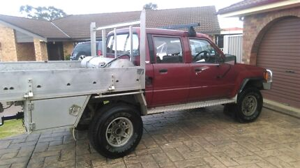 1987 Toyota hilux Bligh Park Hawkesbury Area Preview
