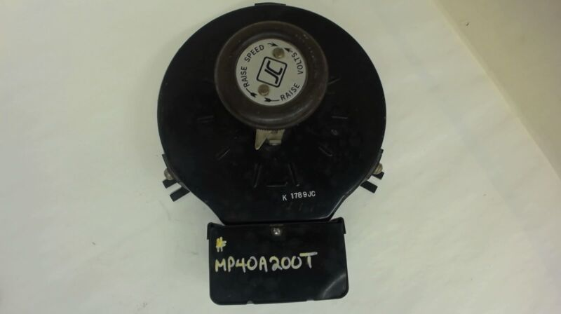 Joslyn Clark 65-1082S30 Rheostat, 200 Ohms, 2.1-1.05 Amps, 600 Volts, Type M
