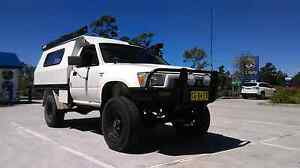 Up for swaps is a very clean 2.8 turbo diesel hilux Ourimbah Wyong Area Preview