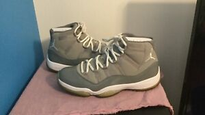 bb477b9320d Jordan 11 Cool Grey Size 10