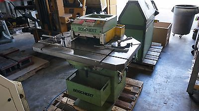 Boschert Mini Corner Notcher Variable Angle Pneumatic