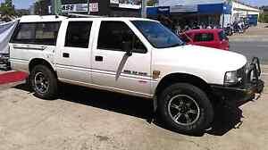 1992 Holden rodeo 4x4 Slacks Creek Logan Area Preview