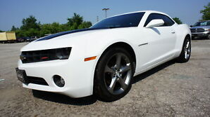 2013 Chevrolet Camaro 2LT, RS, AUTO, LEATHER, SUNROOF