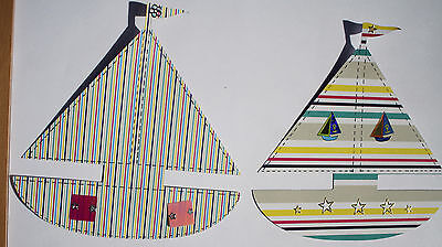 BABY SHOWERS   BOY AND GIRL BUNTING  YACHT THEME PARTY + FREEBIES 016