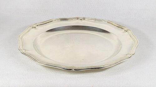 Christofle Silver Plated Circular Dish Tray