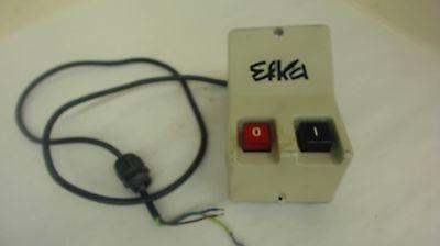 Efka Ns 105 Industrial Ethernet Switch Hub 164s 250v