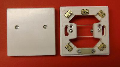 Herdanschlussdose auf Putz Herdanschlusskabel 5x2,5 mm² 2m unter Putz