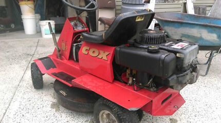 Cox ride on mower 10.5 hp Sheldon Brisbane South East Preview