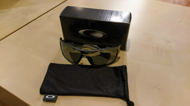93b12c41ff ... coupon for brand new polarised oakley turbine rotor sunglasses hemmant  brisbane south east image 2. ...