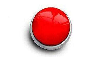 Nuevo Rojo Mujer Falda Botón Para Largo Suelo Longitud Vestido