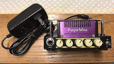 Hotone Purple Wind Amplifier Head  5W