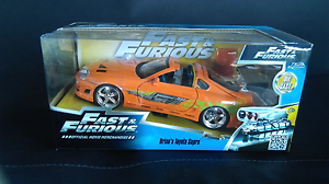 Fast & furious 1.24 scale model Junee Junee Area Preview
