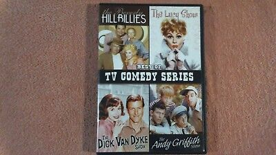 Best of TV Comedy Series (DVD, 2011, 2-Disc Set) Lucille Ball, Dick Van