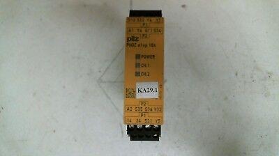 Pilz 774131 Safety Relay 24 V Dc