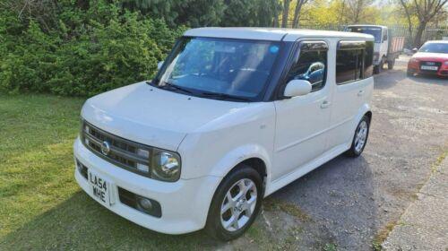 Image of Nissan cube  7 seats skateboard vans hot rod custom
