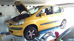 Honda Jazz - 140.000 km Inspektion