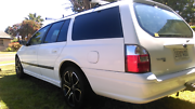 Ford wagon2007 series 2 $2800 neg Hallett Cove Marion Area Preview