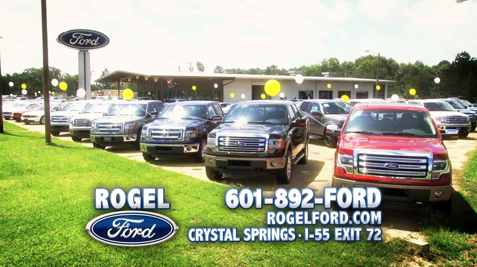 Rogel Ford Automotive & Parts Sales