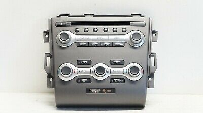 11-14 Nissan Maxima Radio Stereo Climate Control Panel face plate OEM F21PB1040 - Nissan Stereo
