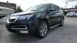 2013 Acura MDX TECK PGK, NAVI, BACK UP CAMERA