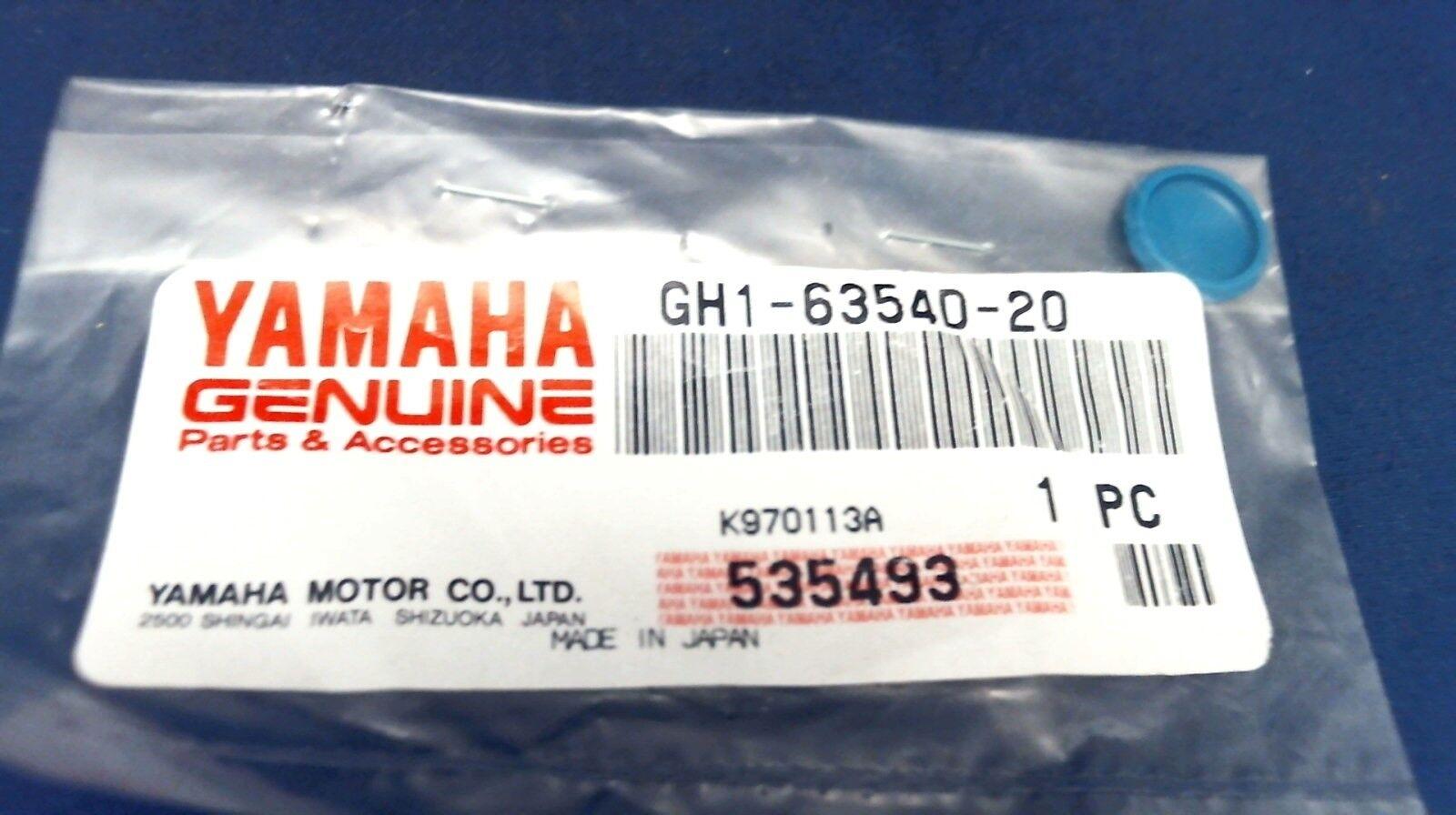 NOS YAMAHA GH1-6354D-20-00 HEAD CAP