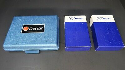 Denar Reusable Cluth System Accessories Sold As Is For Parts Or Repair