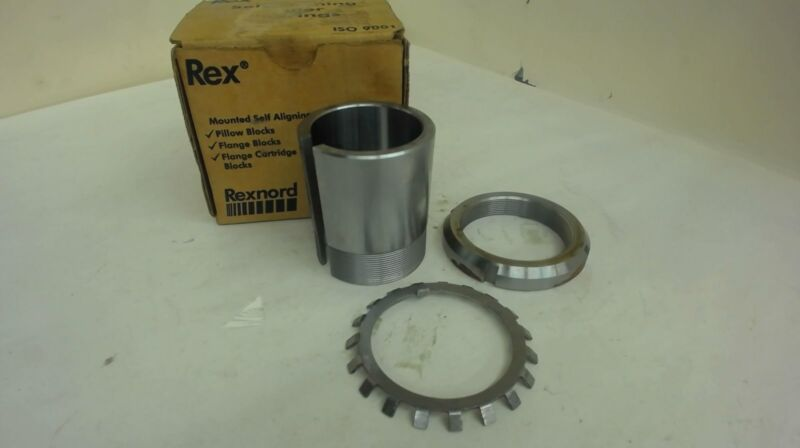 "Rex Ak8203 Adapter Sleeve Kit, 2-3/16"" Bore"