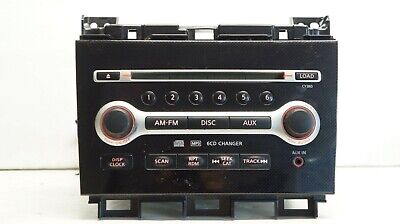 Nissan Maxima 2009 2010  CD Radio  Stereo Receiver CY28D OEM 28185-9N00A Nissan Maxima Stereo