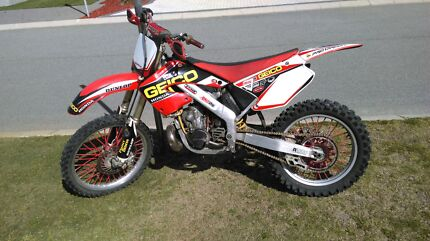 **Cr250r swap or sell** Ashby Wanneroo Area Preview