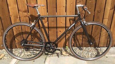 Foffa Commuter 7 Speed Internal Hub Fixie Style Bike