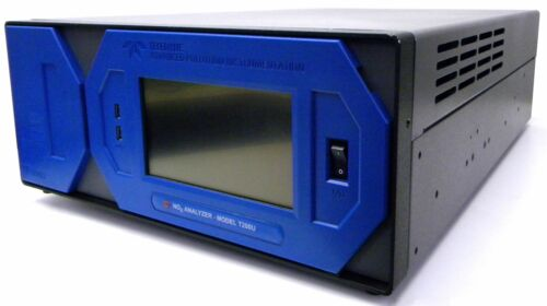 Teledyne T200U Trace Level Chemiluminescent NOx Analyzer Dilution CEMS NCore