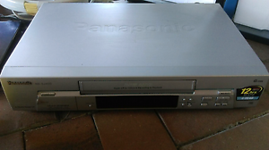 Panasonic VHS video Recorder Holland Park Brisbane South West Preview