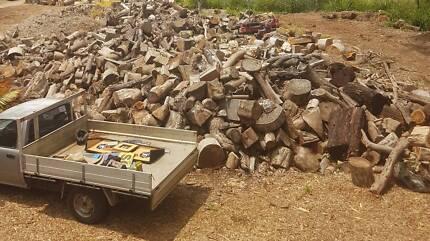 FIREWOOD SALE HUGE $20 TRAILER OR UTE LOAD