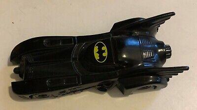 1989  Vintage Batman Diecast Bat Mobile Car DC Comics ERTL