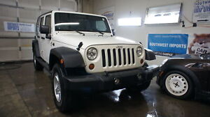 2009 Jeep Wrangler UNLIMITED, 2 TOPS, AUTO