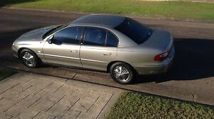 2002 Holden Commodore Acclaim Series ll Raymond Terrace Port Stephens Area Preview