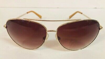 MICHAEL KORS Sunglasses Aviator Kauai MA2040S Gold Rims Women's
