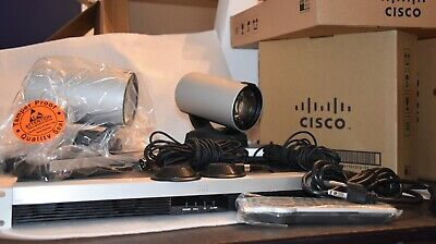 Cisco Telepresence C60 Codec Two Cameras Ttc8-02cts-phd1080p12x Original Oem